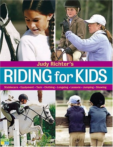 Riding for Kids: Stable Care, Eq...