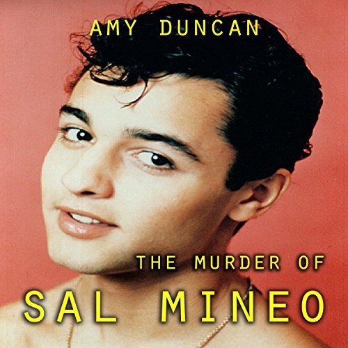 The Murder of Sal Mineo  By  cover art