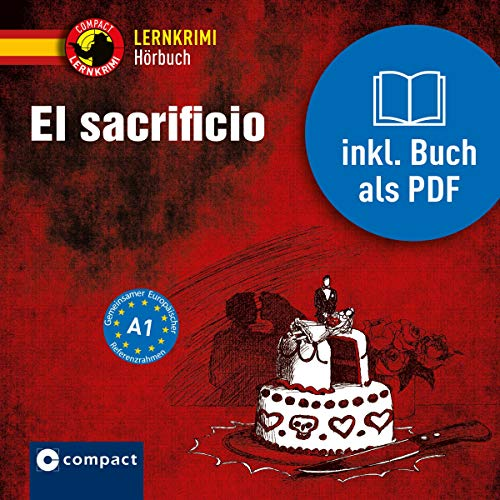 El sacrificio audiobook cover art