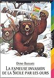 La Fameuse Invasion de la Sicile par les ours - Gallimard Jeunesse - 26/02/1999