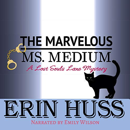 The Marvelous Ms. Medium audiobook cover art