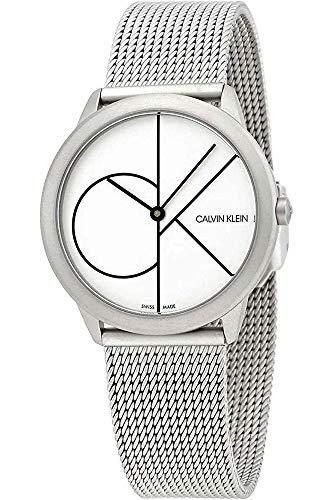 Calvin Klein Reloj de Vestir K3M5215X