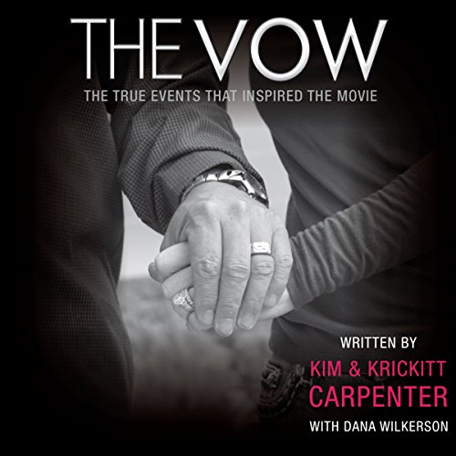 The Vow audiobook cover art