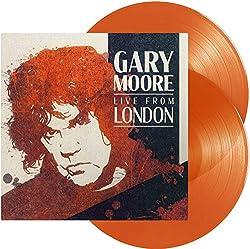 Live From London (Orange Vinyl)