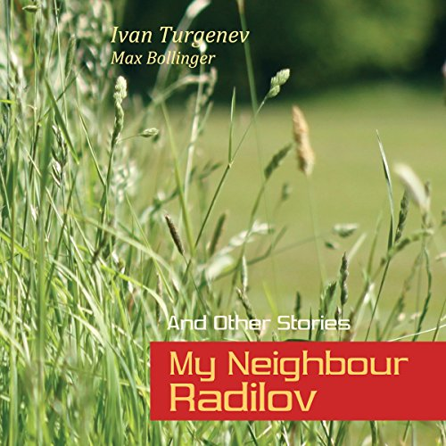 My Neighbour Radilov and Other Stories audiobook cover art