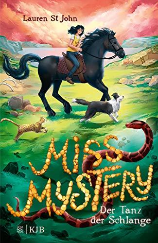 Miss Mystery – Der Tanz der Schlange: Band 2