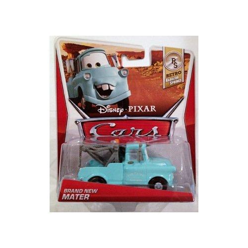 Mattel - Macchinina di Cars Disney Pixar, stile retrò, serie 5 di 8