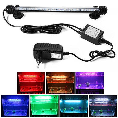 XCSOURCE Luce Multicolore LED RGB Remote Controlled...