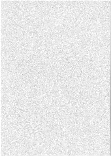 Neptun Glanz Design weiß (Bügelfolie), 1 DIN A4