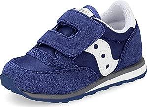 Saucony Boy's Baby Jazz Hook & Loop Sneaker, Cobalt Blue, 9 M US Toddler