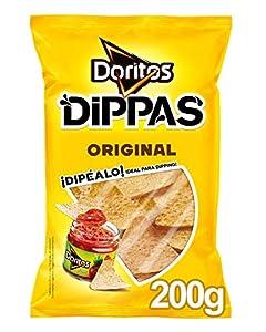 Doritos Dippas 200g - Nachos de Maíz