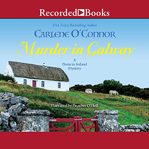 Murder in Galway cover art