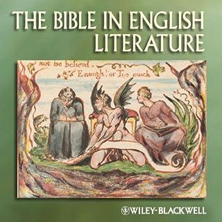 The Blackwell Companion to the Bible in English Literature copertina