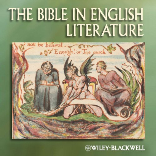 The Blackwell Companion to the Bible in English Literature cover art