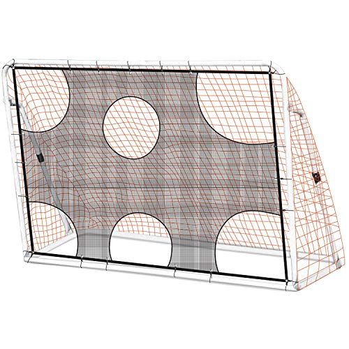CHAMPRO 3-in-1 Soccer Goal Trainer (NS14)