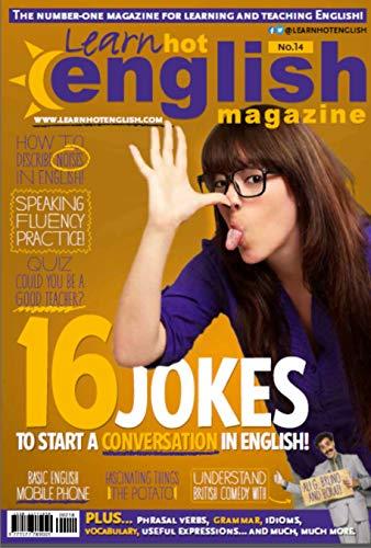 Learn Hot English Magazine (English Edition)