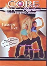 CORE RHYTHMS Dance Exercise Program JUMPIN JIVE /Bonus Video Latin Dance Made Easy