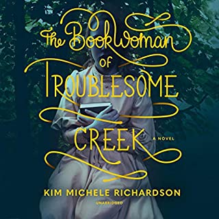Page de couverture de The Book Woman of Troublesome Creek
