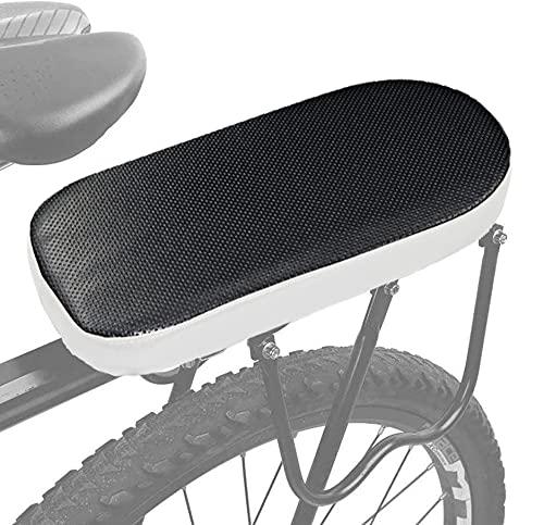 Cuscino Posteriore per Bicicletta,Artificial Mountain Bike Telaio Posteriore Cuscino, Bambini Sedile Posteriore,Sicurezza Bicicletta Accessori per Esterni (Gli Adulti e Bambini