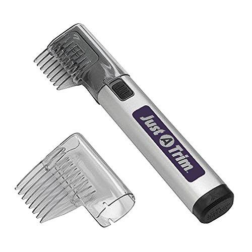 "Just a Trim"" Cordless Hair Trimmer Look ""Sharp"" in Between Hair Cuts"