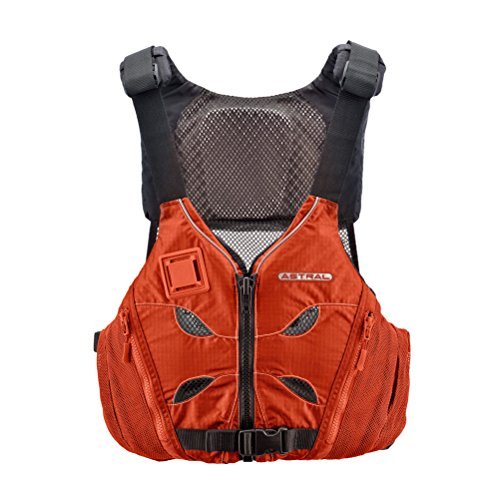 Astral Buoyancy V-Eight Unisex-Orange-L/XL