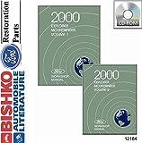 bishko automotive literature Shop Service Repair Manual CD Engine for 2000 Ford Explorer & Mercury Mountaineer