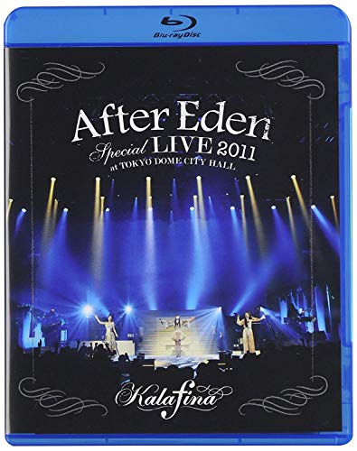 """""""After Eden"""" Special LIVE 2011 at TOKYO DOME CITY HALL [Blu-ray]"""