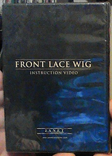 Front Lace Wig Instruction Video (Janet Collection)