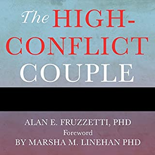 The High-Conflict Couple cover art