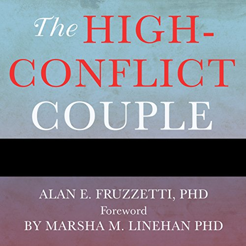 The High-Conflict Couple audiobook cover art