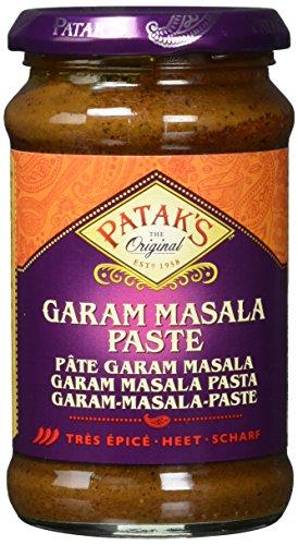 Patak's Currypaste, Garam Masala, 6er Pack (6 x 283 g)