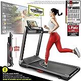Sportstech FX300 Cinta de Correr Ultra Fina -...