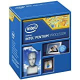 Intel Pentium G3240 Dual-core (2 Core) 3.10 GHz Processor - Socket H3 LGA-1150-512 KB - 3 MB Cache - 5 GT/s DMI - 64-bit Processing - 22 nm - Intel HD Graphics Graphics - 53 W