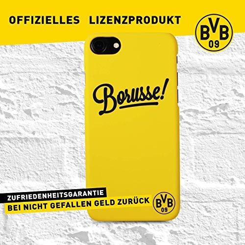 Borussia Dortmund Pro Case - Borusse - Schutzhülle passend für das iPhone 8, iPhone 7 und iPhone 6