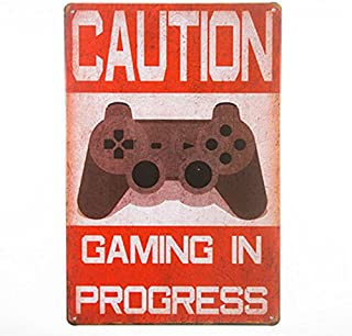 Best gaming in progress sign Reviews