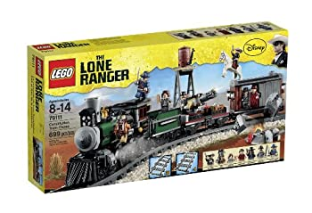 Best lego lone ranger Reviews