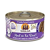 Weruva Classic Cat Pat, Meal or No Deal! with Chicken & Beef, 3oz Can (Pack of 12)
