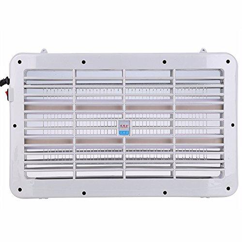 OOLSM/&X Tueur Dinsecte De Moustique /Électronique De Lumi/ère De LED UV /Électrique avec Le R/épulsif Contre des Moustiques des Mouches des Moustiques Insectifuge pour 20 M/²