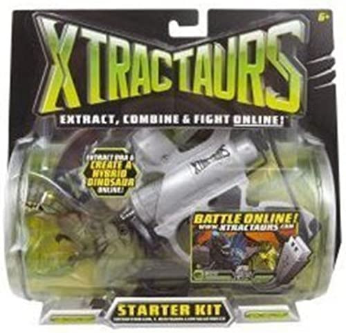 Xtractaurs Starter Kit Dinosaur Online Gaming Interactive Dinosaurs by Xtractaurs