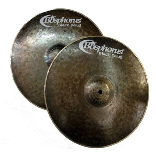 Bosphorus Black Pearl Hi Hat Piatti 14'