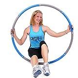 ResultSport® schaumgepolsterter Level 3 Hula Hoop Reifen für Fitnessübungen