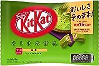 ネスレ日本 キットカット ミニ オトナの甘さ 抹茶 14枚 ×6袋