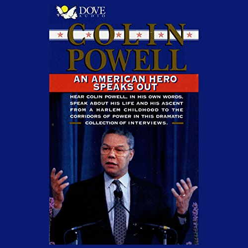 Colin Powell cover art