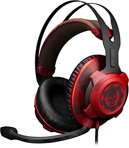 HyperX Cloud Revolver Casque stéréo de gaming Pour PC/Xbox One/PS4/Wii U/Mac noir/rouge