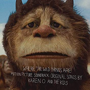 Where The Wild Things Are Motion Picture Soundtrack:  Original Songs By Karen O And The Kids (w/ Booklet)