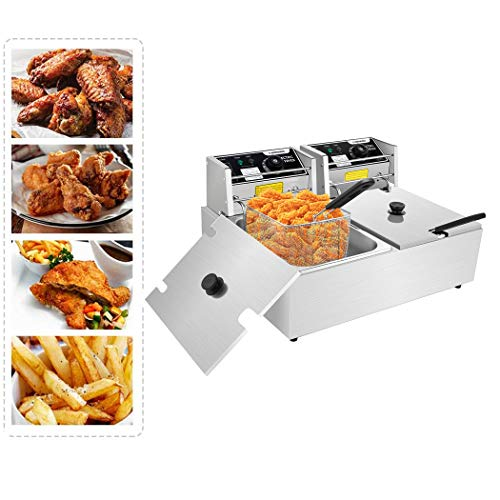 which is the best countertop electric fryers in the world