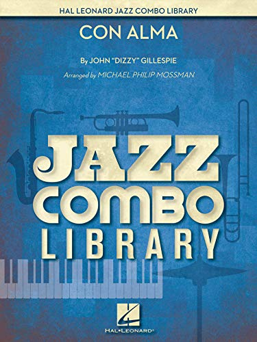 Dizzy Gillespie-Con Alma-Jazz Combo-SET