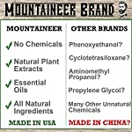 Mountaineer Brand Bald Head Care - Cleanse - Men's All Natural Head and Face Wash and Shave Soap 4 oz. 4