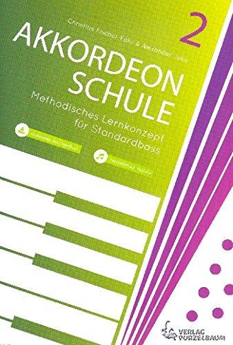 Fischer-Fahs, Christine: Akkordeonschule Band 2
