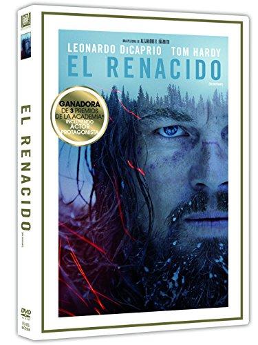 The Revenant - Der Rückkehrer (The Revenant, Spanien Import, siehe Details für Sprachen)